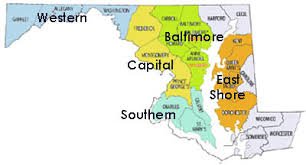 maryland map capital 36 maryland ccrcs with directory continuing care