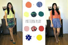 How To Mix And Match Colorful Separates College Fashion