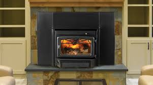 Insert For Wood Burning Fireplace by Replace Fireplace Insert With Wood Burning Stove