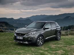 the new peugeot new peugeot 3008 suv crowned car of the year 2017 rev ie