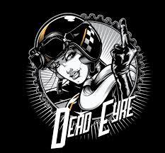 biker apparel dead eyre clothing t shirt design