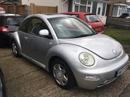 volkswagen beetle 2 0 silver 2000 in high wycombe