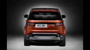2018 land rover discovery design ofroad youtube