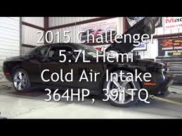 2013 dodge challenger cold air intake 2015 challenger 5 7l cold air intake 364hp 391tq