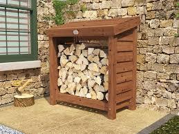 wood store log store w1 21m x d0 70m log store