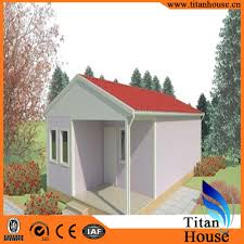 cheap well design movable small prefab houses china manufacture