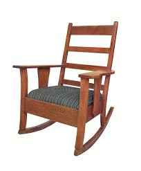 Wood Rocking Chair Antique Wooden Rocking Chair Isolated Stock Image Image 23139693