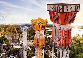 triple a halloween horror nights newsplusnotes the hershey triple tower to blast riders up and
