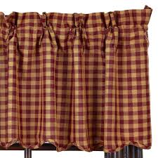 country style kitchen curtains primitive curtains and country valances for home decorating