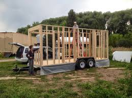 how to build a tiny house in 10 days