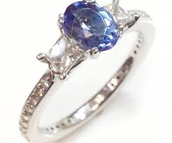 rings platinum images Platinum 0 24ct diamond and tanzanite engagement ring d 39 antonio jpg
