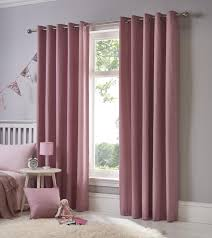 Dunelm Mill Nursery Curtains by Childrens Lined Curtains Ebay