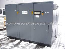 used air compressor atlas copco ga 132 buy used air compressor