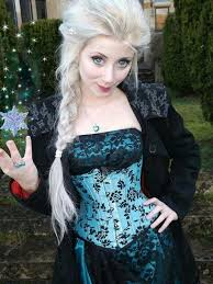 Halloween Costume Elsa Frozen 29 Cosplay Dark Elsa Images Elsa Cosplay Dark