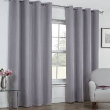 Thermal Curtain Liner Eyelet by Textured Woven Plain Thermal Blackout Linen Look Eyelet Grommet