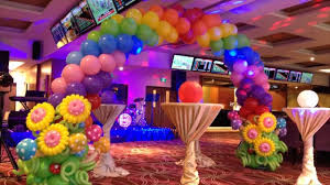 decor top balloon birthday decoration decoration ideas