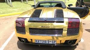 lamborghini golden photos katsha u0027s golden lamborghini spotted in bugolobi
