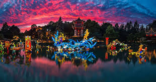 Montreal Botanical Gardens Montreal S 2017 Lantern Festival Will Be Lighting Up The