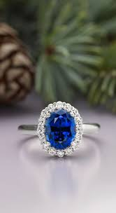 sapphire engagement rings wedding rings vintage sapphire rings tapered baguette engagement