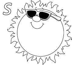 lowercase s coloring pages get coloring pages
