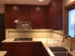 kitchen backsplash accent tile white subway tile with glass accent backsplash our house 15