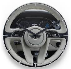 bentley bentayga interior clock wheel wall clock images home wall decoration ideas