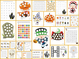 halloween dot printables gift curiosity