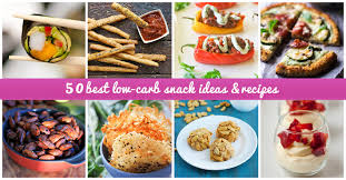 50 low carb snack ideas and recipes for 2017