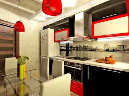 bathroom red and black kitchen ideas astonishing black and red