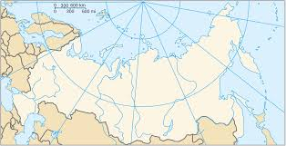 Map Of Asia Blank by Blank Map Of Russia My Blog