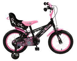 pink motocross bike townsend glitter bike pink black 14 inch amazon co uk