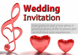 Invitation Wordings For Marriage Wedding Invitation Sms Format Invitation Wording