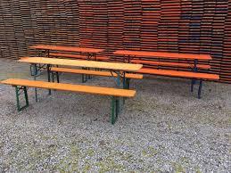 german beer garden table and bench original german beer garden tables pick nick table oktoberfest