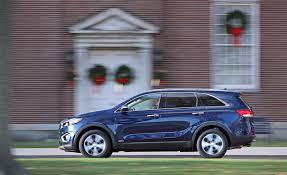 2018 kia sorento in depth model review car and driver