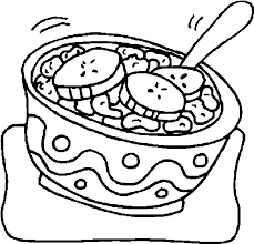 meals and food colouring pages food coloring pages prints and