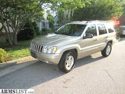 gold jeep cherokee armslist for sale trade 99 jeep grand cherokee limited 4200 obo