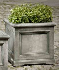 landscaper and commercial size very large planters