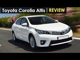 toyota corolla 2014 altis 2014 toyota corolla altis review features price and more top