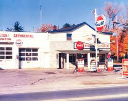 vintage gulf logo gulf brand gas stations returning to canada after 30 years the