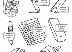 1st grade foreign language worksheets u0026 free printables