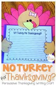 turkey writing thanksgiving persuasive writing craft persuasive