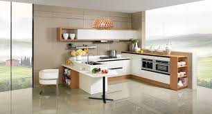 2014 new arrival oppein pvc laminate kitchen cabinet in guangzhou