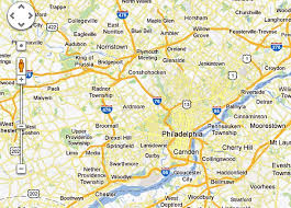 map of philly mobile onlinemaps philly