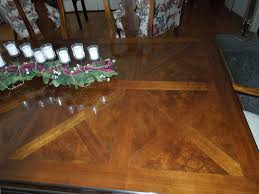 Dining Room Classic Wooden Varnish Heritage Drexel Dining Table - Drexel heritage dining room set