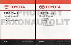 1997 toyota tacoma repair manual search