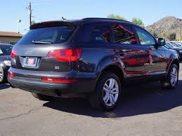 audi suv 2009 2009 used audi q7 panoramic moonroof at auto sales inc