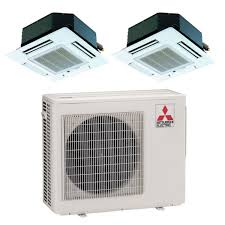 ductless mini split air conditioner mitsubishi mxz2b20na12018