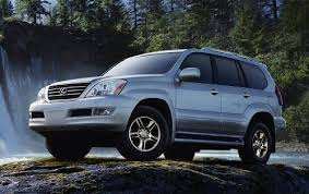 lexus suv pics used 2008 lexus gx 470 suv pricing for sale edmunds