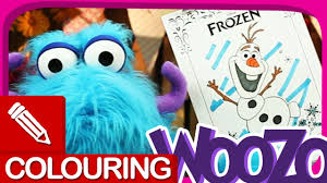 olaf coloring pages colour olaf frozen