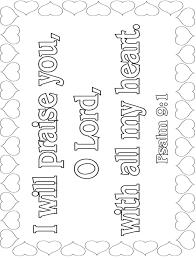 winter bible verse coloring coloring